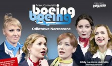 BOEING BOEING spektakl komediowy TEATR BAGATELA