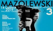 Jazz by Jeppesen: MAZOLEWSKI x 3