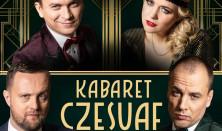 """KABARET CZESUAF W NOWYM PROGRAMIE """"PRZYJĘCIE"""""""