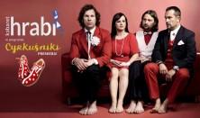 Kabaret HRABI z nowym programem