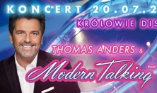 Królowie Disco: Zenon Martyniuk i Thomas Anders & Modern Talking Band