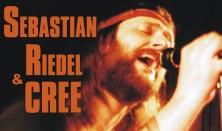 Sebastian Riedel & Cree — koncert