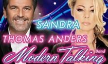 Sandra oraz Thomas Anders & Modern Talking Band