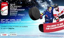 Mistrzostwa Świata w Hokeju na lodzie 2018