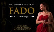 Warszawskie Wieczory Fado - Mafalda Vasques