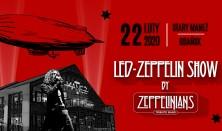 LED-ZEPPELIN SHOW - Koncert Zeppelinians
