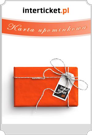 Karta upominkowa Interticket.pl